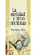 Portada de LA REALIDAD Y OTRAS MENTIRAS