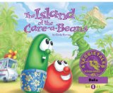 Portada de THE ISLAND OF THE CARE-A-BEANS - VEGGIETALES MISSION POSSIBLE ADVENTURE SERIES #1: PERSONALIZED FOR DALIA