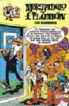 Portada de OLE MORTADELO Nº 52: LOS GAMBERROS