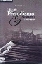 Portada de HISTORIA DEL PERIODISMO GADITANO 1800-1850