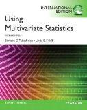 Portada de USING MULTIVARIATE STATISTICS 6 ED