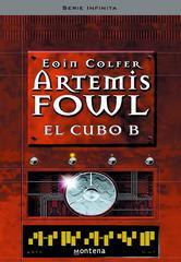 Portada de ARTEMIS FOWL III. EL CUBO B