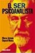 Portada de EL SER PSICOANALISTA