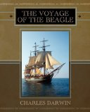 Portada de THE VOYAGE OF THE BEAGLE