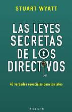 Portada de LAS LEYES SECRETAS DE LOS DIRECTIVOS (EBOOK)