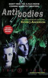 Portada de THE X-FILES: ANTIBODIES