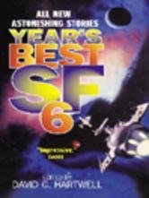 Portada de YEAR'S BEST SF 6