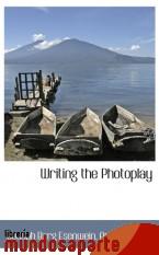 Portada de WRITING THE PHOTOPLAY