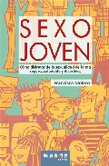 Portada de SEXO JOVEN: COMO DISFRUTAR DE LA SEXUALITAT DE FORMA SEGURA
