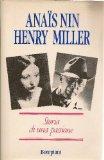 Portada de ANAIS NIN E HENRY MILLER. STORIA DI UNA PASSIONE. LETTER 1932-1953