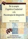 Portada de DE LA TERAPIA COGNITIVO-CONDUCTUAL A LA PSICOTERAPIA DE LA INTEGRACION