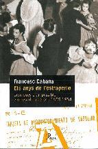 Portada de ELS ANYS DE L'ESTRAPERLO. (EBOOK)