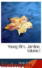 Portada de YOUNG MRS. JARDINE, VOLUME I
