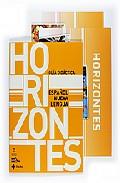 Portada de HORIZONTES ESPAÑOL LENGUA NUEVA