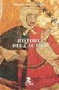 Portada de HISTORIA DEL CAUTIVO