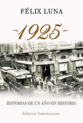 Portada de 1925.HISTORIA DE UN AÑO SIN HISTORIA - EBOOK