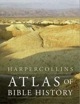 Portada de HARPERCOLLINS ATLAS OF BIBLE HISTORY