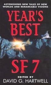 Portada de YEAR'S BEST SF 7