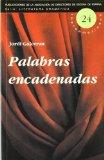 Portada de PALABRAS ENCADENADAS