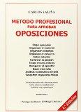Portada de METODO PROFESIONAL PARA APROBAR OPOSICIONES