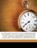 Portada de EL MARQU S DE RAFAL Y EL LEVANTAMIENTO DE ORIHUELA EN LA GUERRA DE SUCESI N (1706). ENSAYO HIST RICO. PR LOGO DE FRANCISCO FERN NDEZ DE B THENCOURT