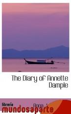 Portada de THE DIARY OF ANNETTE DAMPLE