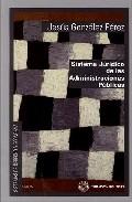 Portada de SISTEMA JURIDICO ADMINISTACION PUBLICA