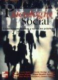 Portada de PSICOLOGIA SOCIAL: ORIENTACIONES Y EJERCICIOS PRACTICOS