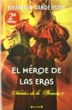 Portada de NACIDO DE LAS BRUMAS 3: EL HEROE DE LAS HERAS