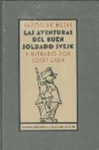 Portada de AVENTURAS DEL BUEN SOLDADO SVEJK (ILUSTRADO)