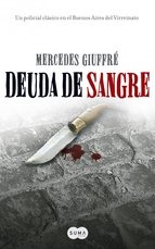 Portada de DEUDA DE SANGRE (EBOOK)