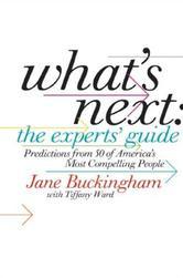 Portada de WHAT'S NEXT: THE EXPERTS' GUIDE