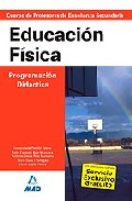 Portada de CUERPO DE PROFESORES DE ENSEÑANZA SECUNDARIA: EDUCACION FISICA. PROGRAMACION DIDACTICA