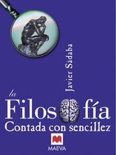 Portada de LA FILOSOFIA CONTADA CON SENCILLEZ