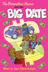 Portada de THE BERENSTAIN BEARS CHAPTER BOOK: THE BIG DATE