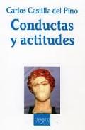 Portada de CONDUCTAS Y ACTITUDES