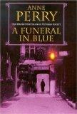 Portada de A FUNERAL IN BLUE