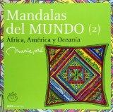 Portada de MANDALAS DEL MUNDO 2: AFRICA, AMERICA Y OCEANIA