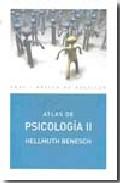 Portada de ATLAS DE PSICOLOGIA