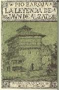 Portada de LA LEYENDA DE JUAN DE ALZATE