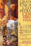 Portada de GRAN ENCICLOPEDIA CERVANTINA VII