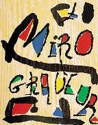 Portada de 1928-1960 (MIRO GRABADOR; TOMO 1)