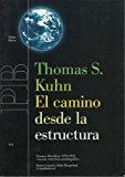 Portada de EL CAMINO DESDE LA ESTRUCTURA: ENSAYOS FILOSOFICOS 1970-1993, CONUNA ENTREVISTA AUTOBIOGRAFICA