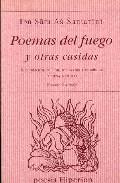 Portada de POEMAS DEL FUEGO Y OTRAS CASIDAS