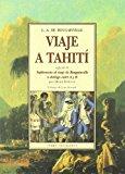 Portada de VIAJE A TAHITI; SEGUIDO DE SUPLEMENTO AL VIAJE DE BOUGAINVILLE O DIALOGO ENTRE A Y B, POR DENIS DIDEROT