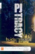 Portada de HUIDA MORTAL