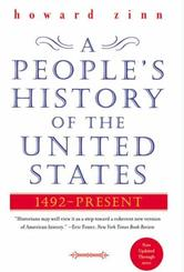 Portada de A PEOPLE'S HISTORY OF THE UNITED STATES