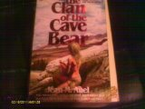 Portada de THE CLAN OF THE CAVE BEAR