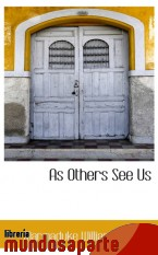 Portada de AS OTHERS SEE US