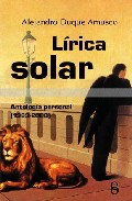 Portada de LIRICA SOLAR: ANTOLOGIA PERSONAL